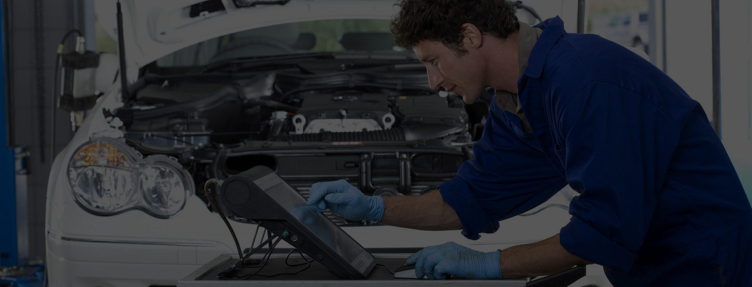 Atelier de réparation automobiles